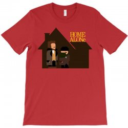 home alone harry and marv T-Shirt | Artistshot