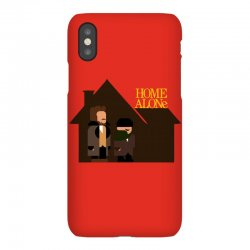 home alone harry and marv iPhoneX Case | Artistshot