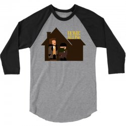 home alone harry and marv 3/4 Sleeve Shirt | Artistshot