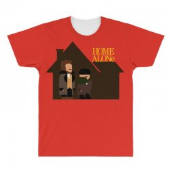 home alone harry and marv All Over Men's T-shirt | Artistshot