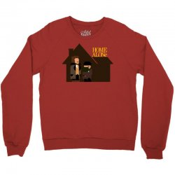 home alone harry and marv Crewneck Sweatshirt | Artistshot