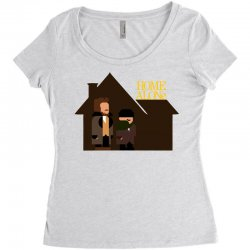 home alone harry and marv Women's Triblend Scoop T-shirt | Artistshot