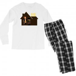 home alone harry and marv Men's Long Sleeve Pajama Set | Artistshot