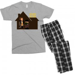 home alone harry and marv Men's T-shirt Pajama Set | Artistshot