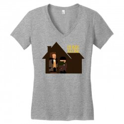home alone harry and marv Women's V-Neck T-Shirt | Artistshot