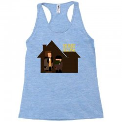 home alone harry and marv Racerback Tank | Artistshot
