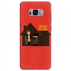 home alone harry and marv Samsung Galaxy S8 Plus Case | Artistshot
