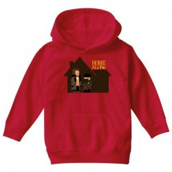 home alone harry and marv Youth Hoodie | Artistshot