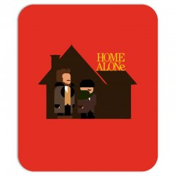 home alone harry and marv Mousepad | Artistshot