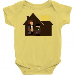 home alone harry and marv Baby Bodysuit | Artistshot