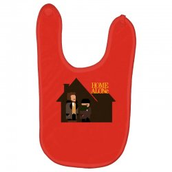 home alone harry and marv Baby Bibs | Artistshot
