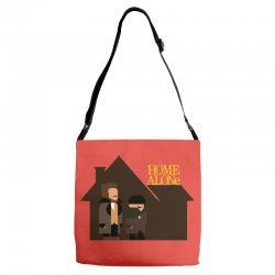 home alone harry and marv Adjustable Strap Totes | Artistshot