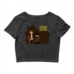 home alone harry and marv Crop Top | Artistshot