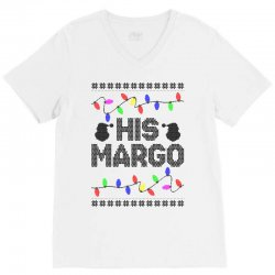 his margo for light V-Neck Tee | Artistshot