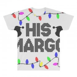 his margo for light All Over Men's T-shirt | Artistshot