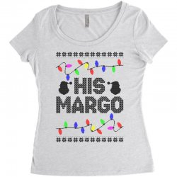 his margo for light Women's Triblend Scoop T-shirt | Artistshot