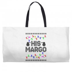 his margo for light Weekender Totes | Artistshot