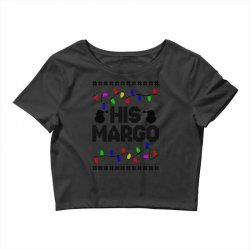 his margo for light Crop Top | Artistshot
