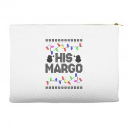 his margo for light Accessory Pouches | Artistshot