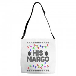 his margo for light Adjustable Strap Totes | Artistshot