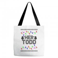her todd for light Tote Bags   Artistshot