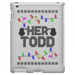 her todd for light iPad 3 and 4 Case   Artistshot
