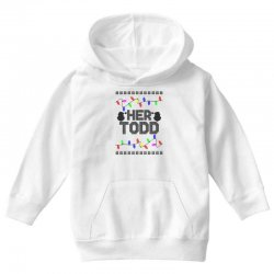 her todd for light Youth Hoodie   Artistshot
