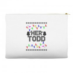 her todd for light Accessory Pouches   Artistshot