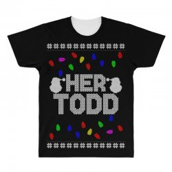 her todd for dark All Over Men's T-shirt | Artistshot