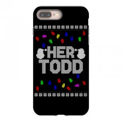 her todd for dark iPhone 8 Plus | Artistshot