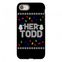 her todd for dark iPhone 8 | Artistshot