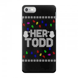 her todd for dark iPhone 7 Case | Artistshot