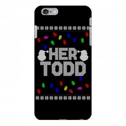 her todd for dark iPhone 6 Plus/6s Plus Case | Artistshot