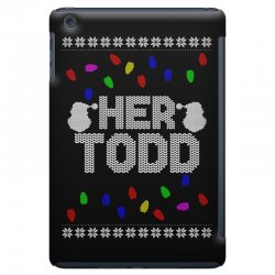 her todd for dark iPad Mini | Artistshot