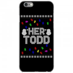 her todd for dark iPhone 6/6s Case | Artistshot