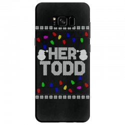 her todd for dark Samsung Galaxy S8 | Artistshot