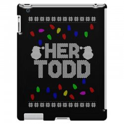 her todd for dark iPad 3 and 4 Case | Artistshot