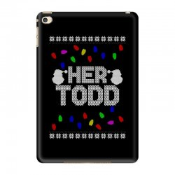 her todd for dark iPad Mini 4 | Artistshot