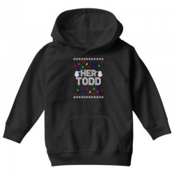 her todd for dark Youth Hoodie | Artistshot