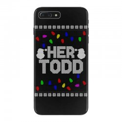 her todd for dark iPhone 7 Plus Case | Artistshot