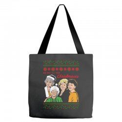 Golden Girls Christmas Tote Bags | Artistshot