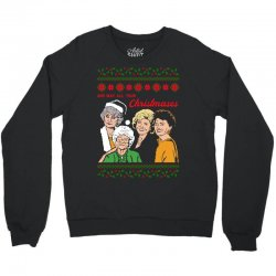 Golden Girls Christmas Crewneck Sweatshirt | Artistshot