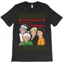 Golden Girls Christmas T-Shirt | Artistshot