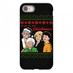 Golden Girls Christmas iPhone 8 Case | Artistshot