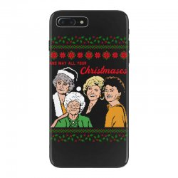 Golden Girls Christmas iPhone 7 Plus Case | Artistshot