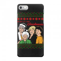 Golden Girls Christmas iPhone 7 Case | Artistshot