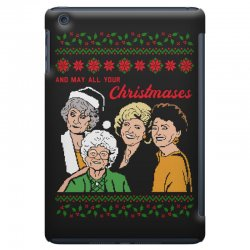 Golden Girls Christmas iPad Mini Case | Artistshot