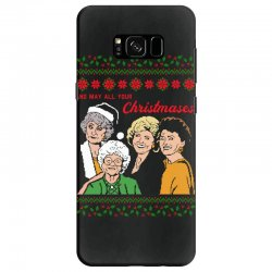 Golden Girls Christmas Samsung Galaxy S8 Case | Artistshot