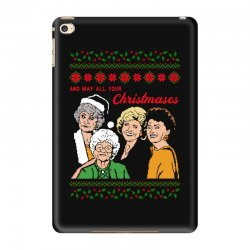 Golden Girls Christmas iPad Mini 4 Case | Artistshot