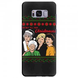Golden Girls Christmas Samsung Galaxy S8 Plus Case | Artistshot